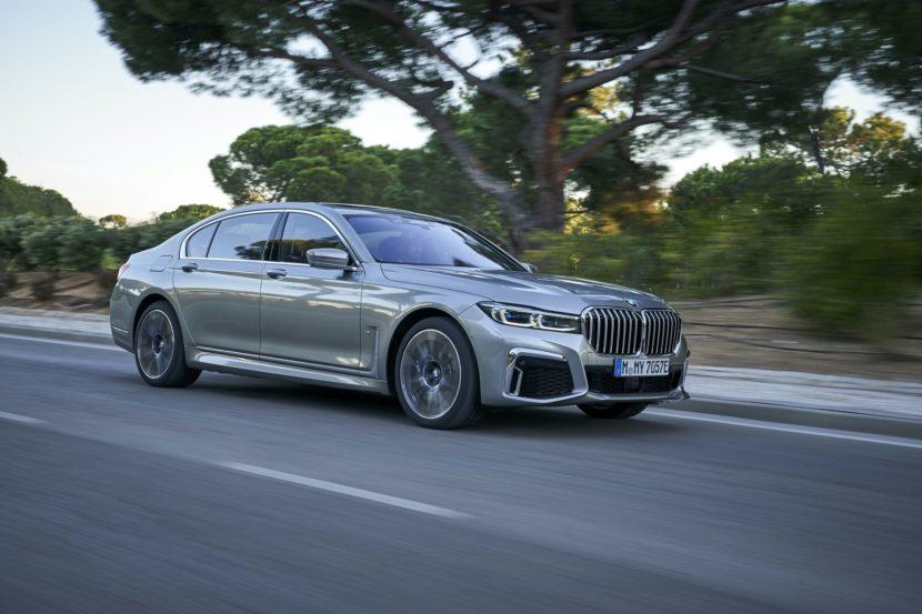 BMW 745Le hybrid test drive 27 830x553