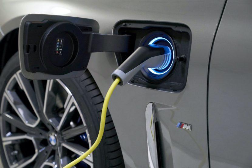 BMW 745Le hybrid test drive 43 830x553