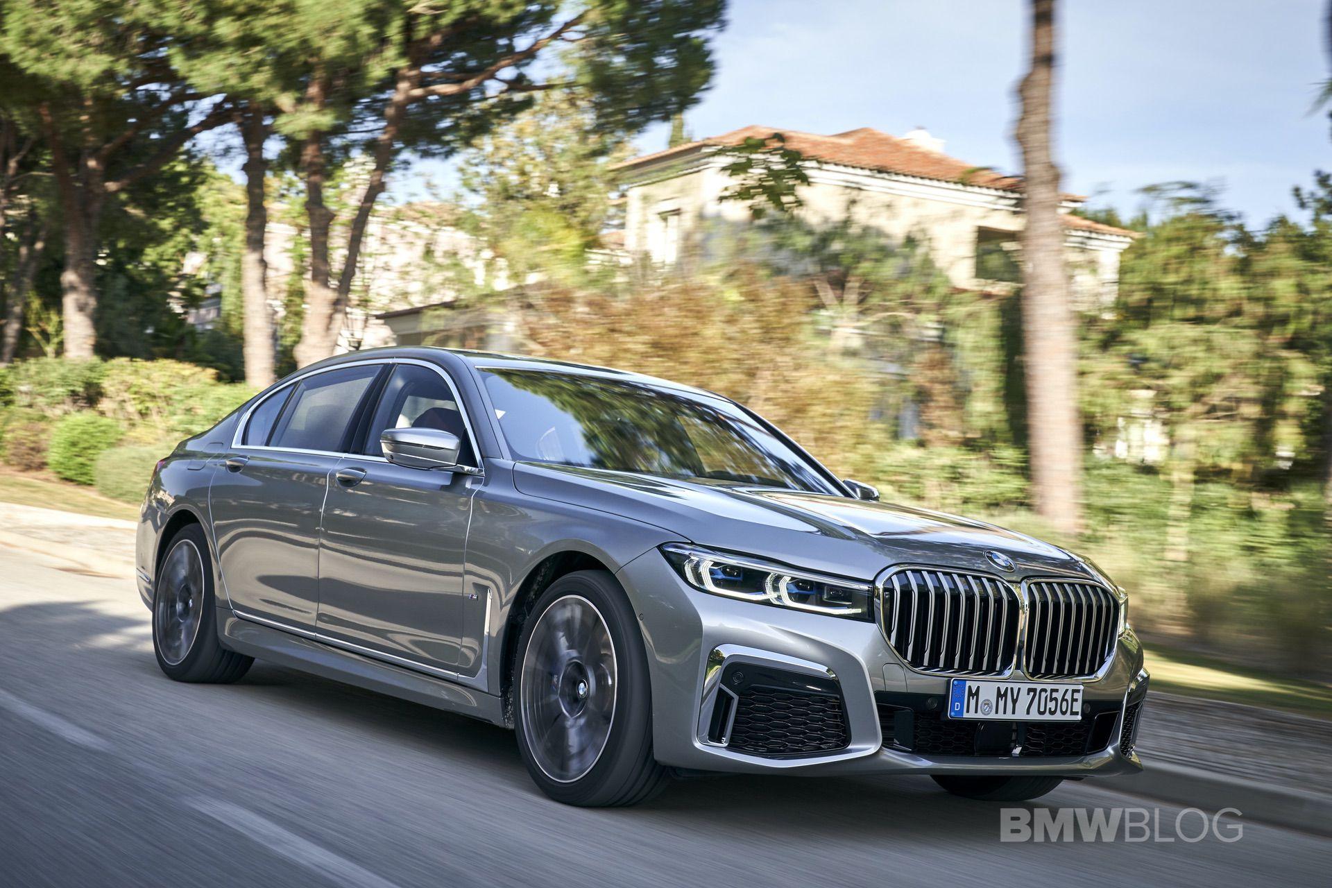 BMW 750Li xDrive test 10