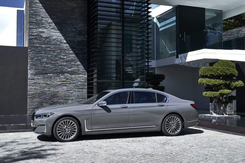 2019 Bmw 750li Xdrive A Promising Reboot Of The Luxury Limousine