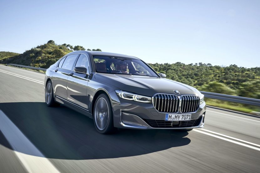 BMW 750Li xDrive test drive 26 830x553