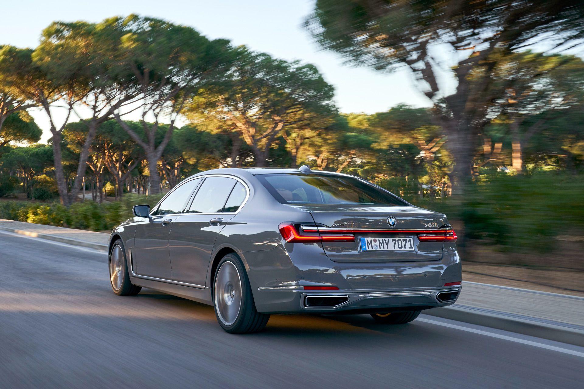 TEST DRIVE: 2019 BMW 750Li xDrive - A Promising Reboot Of ...