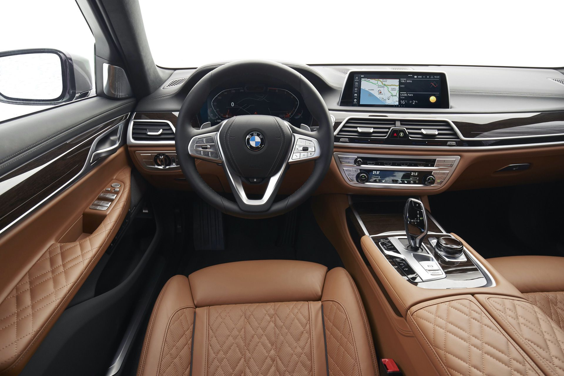 Test Drive 2019 Bmw 750li Xdrive A Promising Reboot Of The Luxury