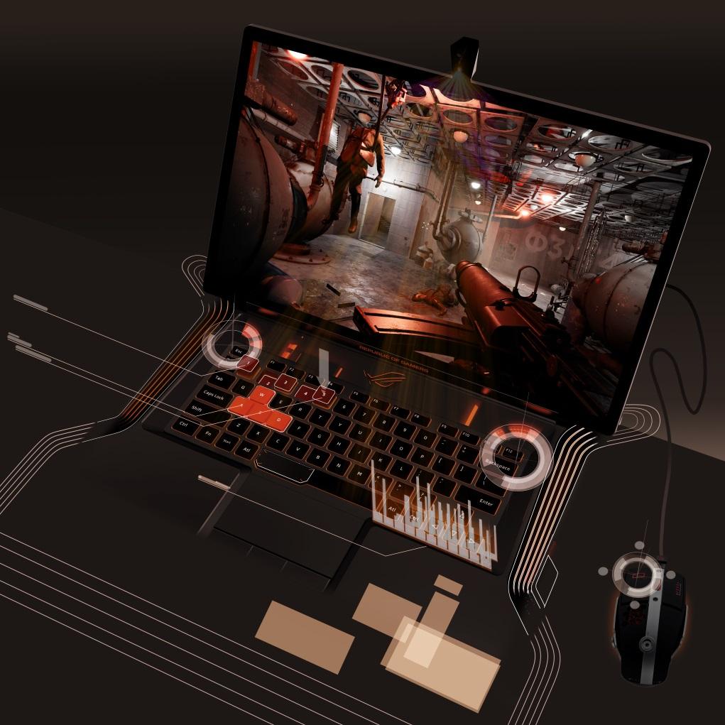 BMW Designworks ASUS ROG Gaming Laptop 4