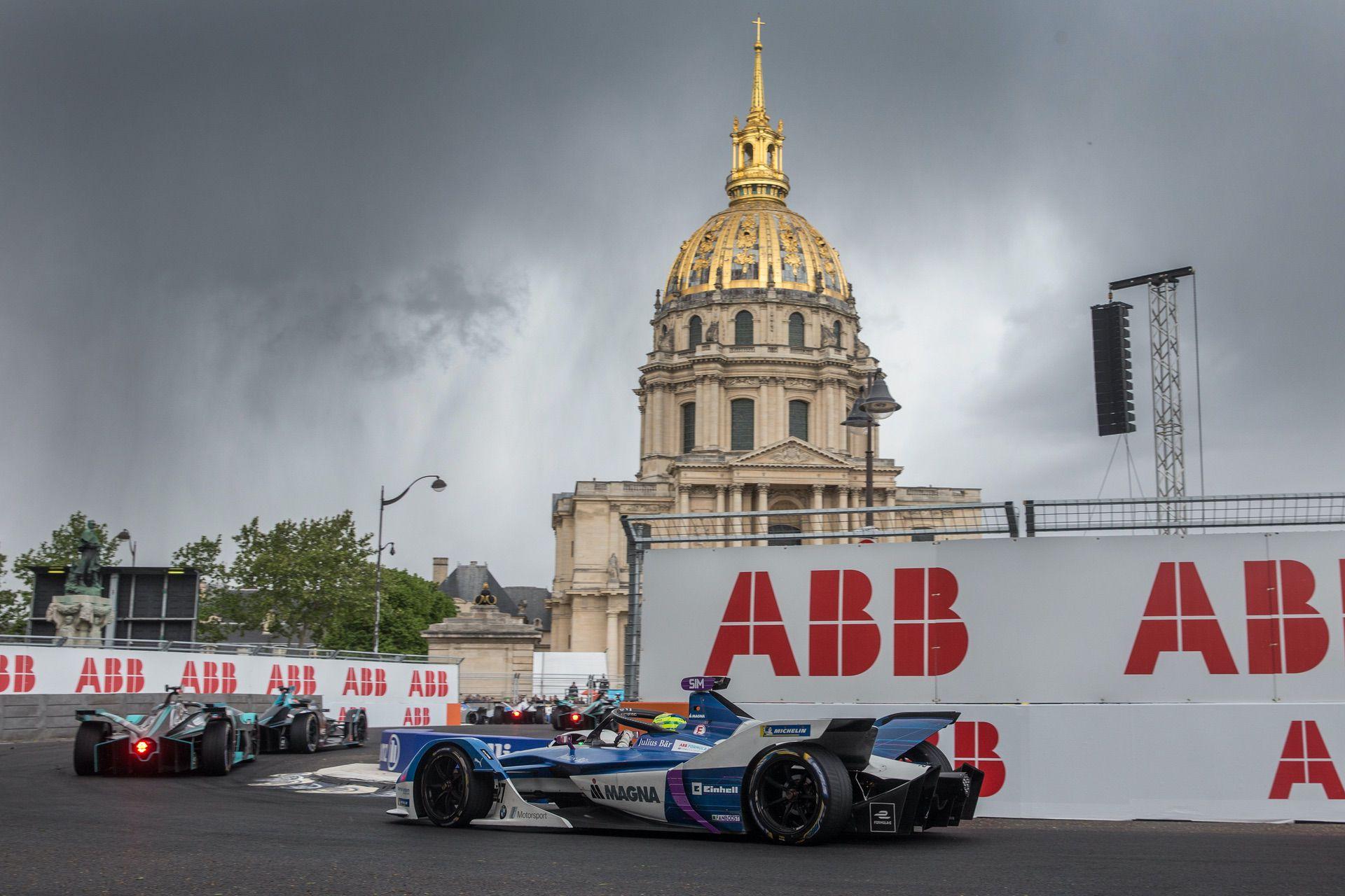 BMW Formula e Paris 04
