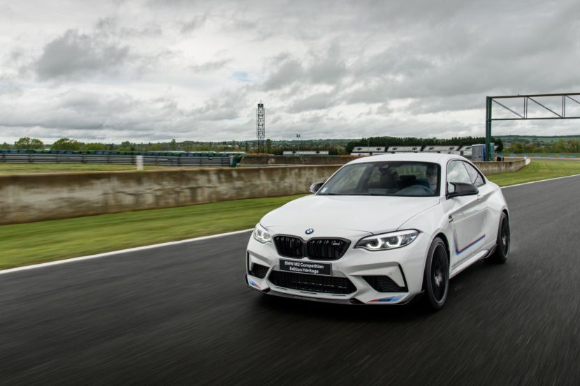 BMW M2 Competition Edition Heritage 01 830x553