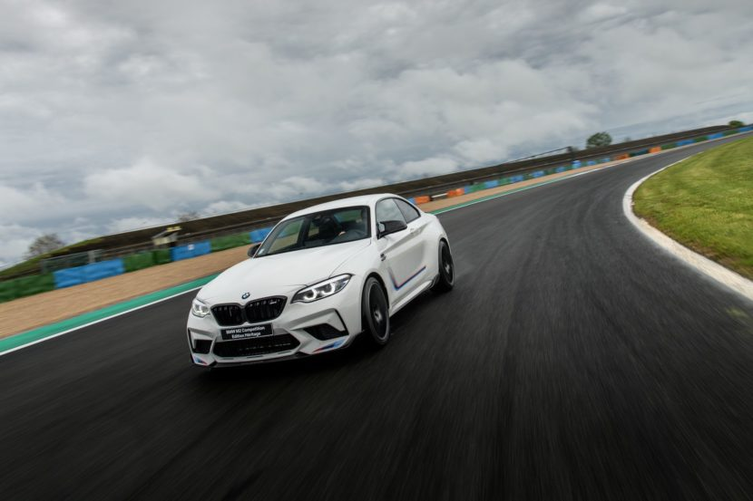 BMW M2 Competition Edition Heritage 02 830x553
