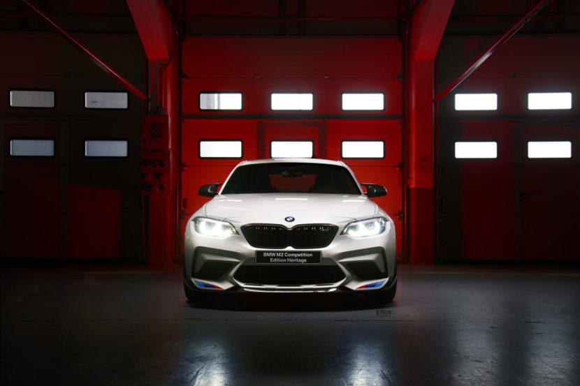 BMW M2 Competition Edition Heritage 14 830x553