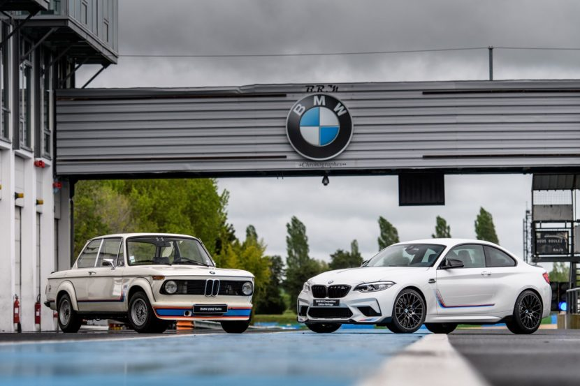BMW M2 Competition Edition Heritage BMW 2002 Turbo 02 830x553