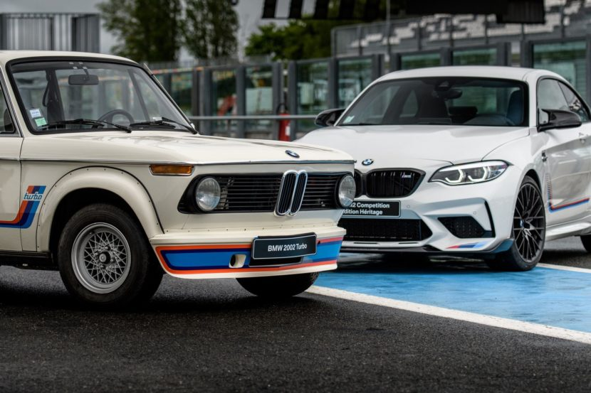 BMW M2 Competition Edition Heritage BMW 2002 Turbo 03 830x553