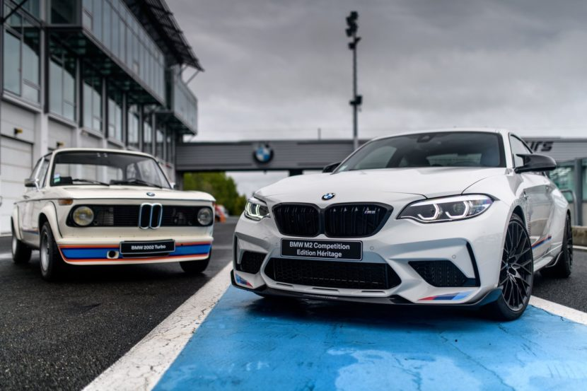 BMW M2 Competition Edition Heritage BMW 2002 Turbo 04 830x553