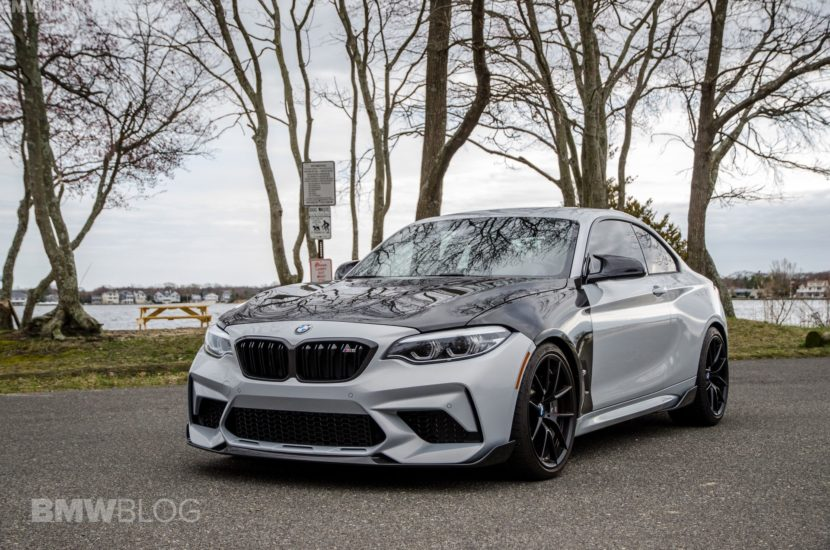 BMW M2 Competition carbon fiber parts 01 830x550