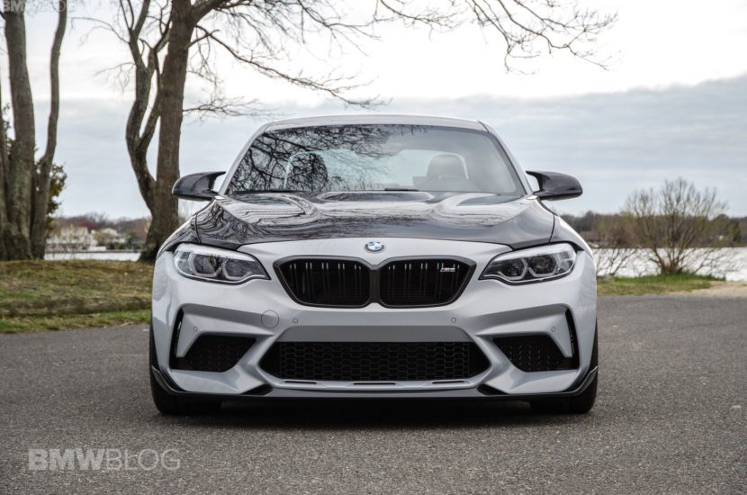 BMW M2 Competition carbon fiber parts 02 830x550