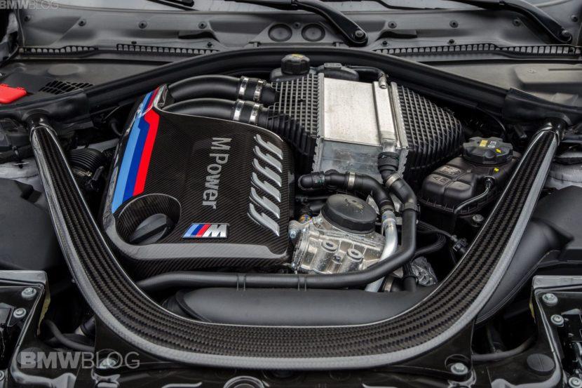 BMW M2 Competition carbon fiber parts 16 830x553