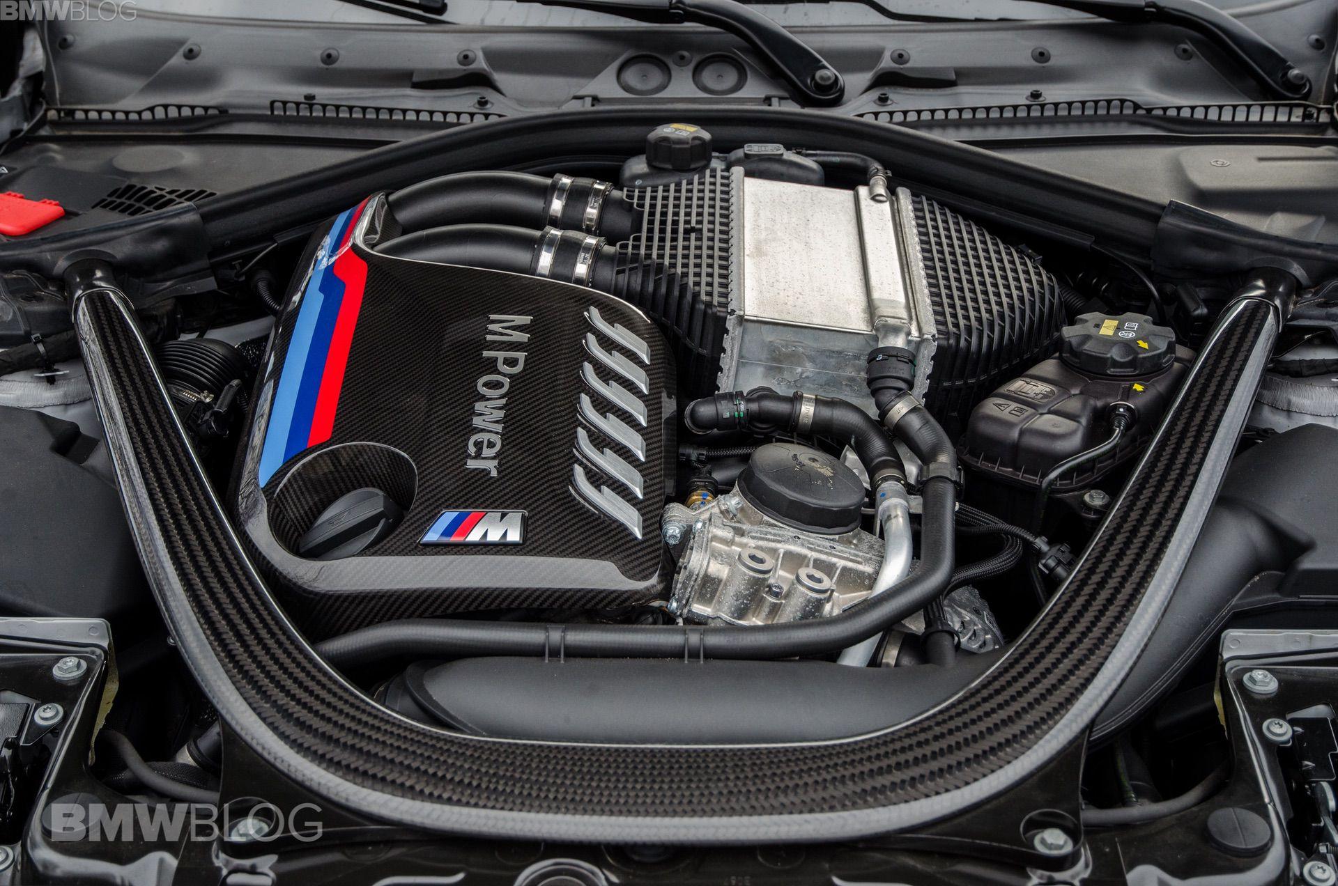 BMW M2 Competition carbon fiber parts 16