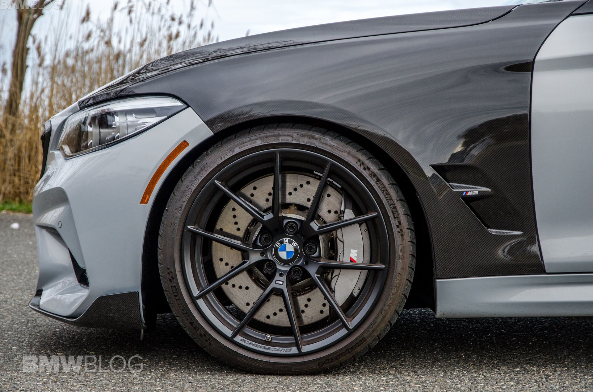 Review Bmw M2 Competition With M Performance Parts All Carbon Everything