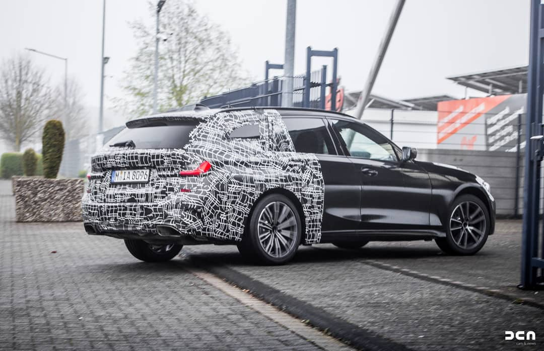 The 2019 Bmw M340i Touring Will Be A Stunning Machine Spy Photos