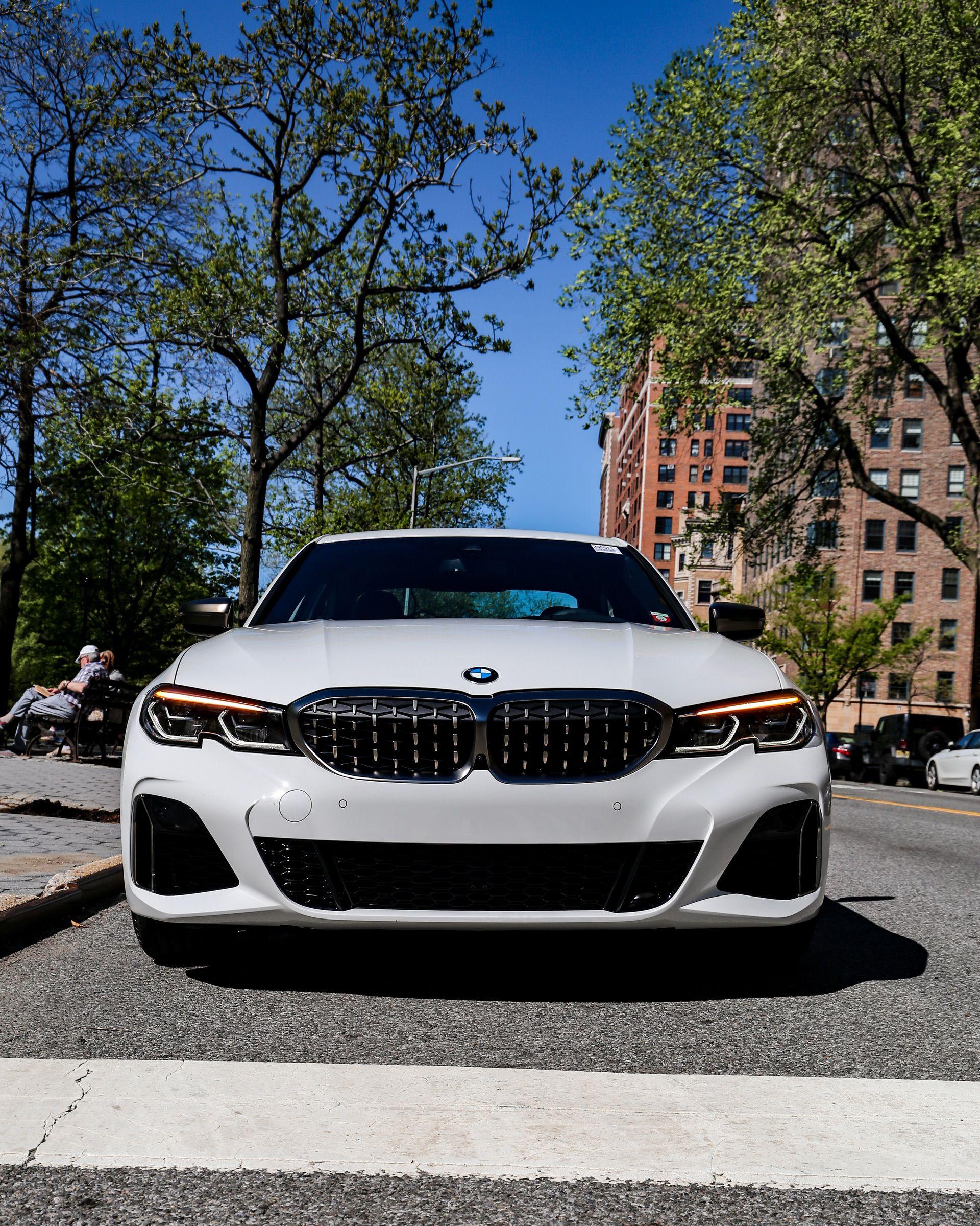 BMW M340i white 01
