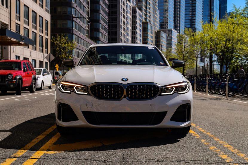 BMW M340i white 19 830x553
