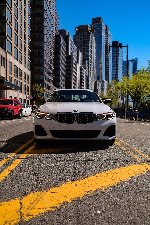 BMW M340i white 19