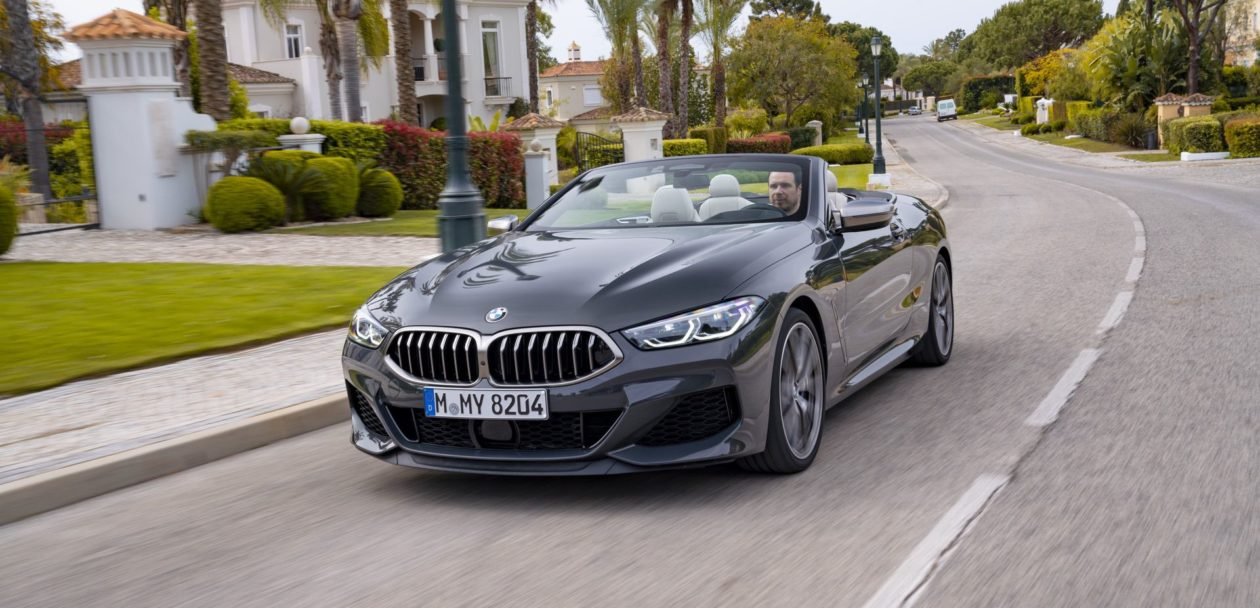 BMW M850i convertible review 06 1260x608