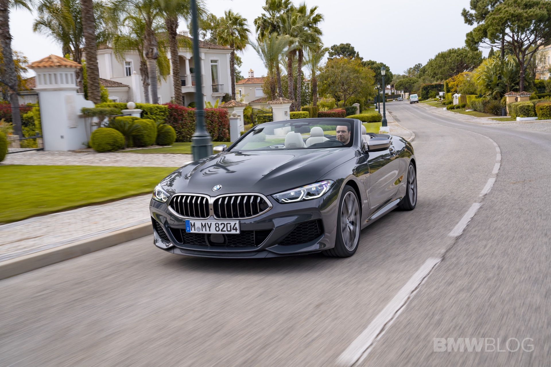 BMW M850i convertible review 06