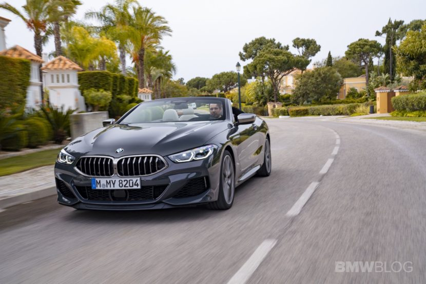 BMW M850i convertible review 07 830x554