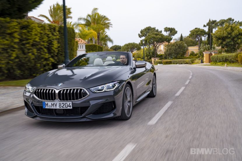 BMW M850i convertible review 08 830x554