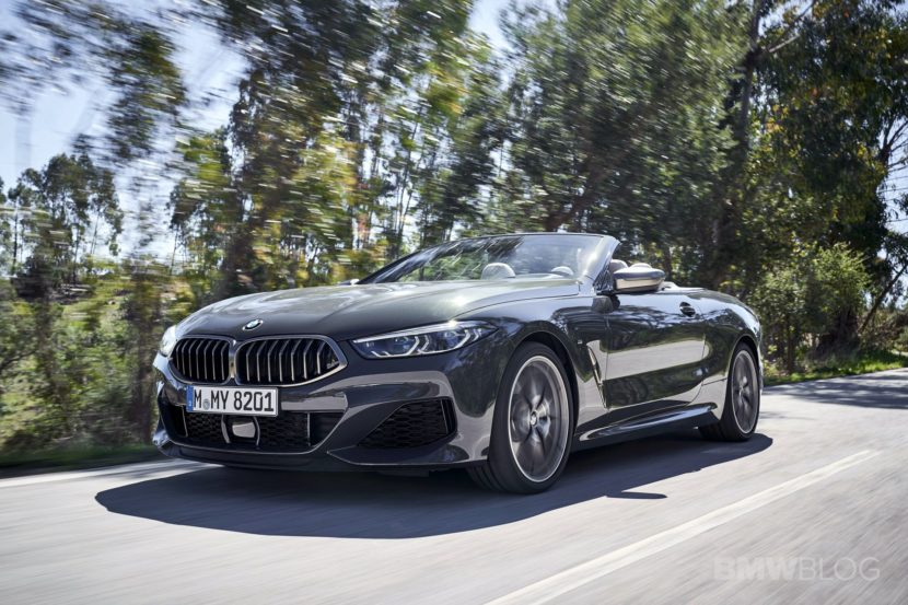 BMW M850i convertible test drive 29 830x553