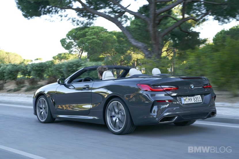 BMW M850i convertible test drive 34 830x553