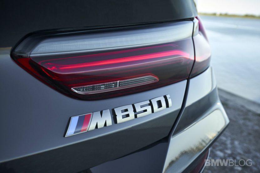 BMW M850i convertible test drive 41 830x553