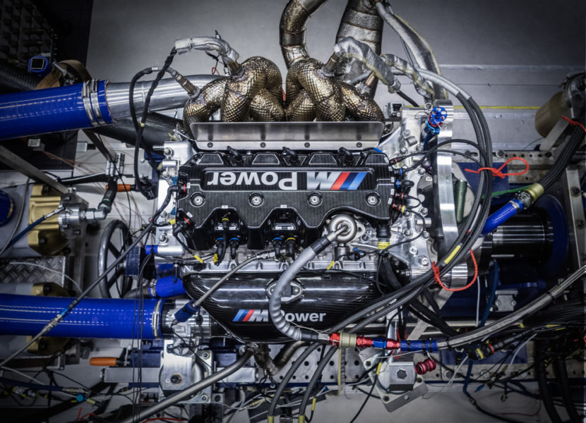BMW Motorsport P48 Engine 15 of 23 830x600