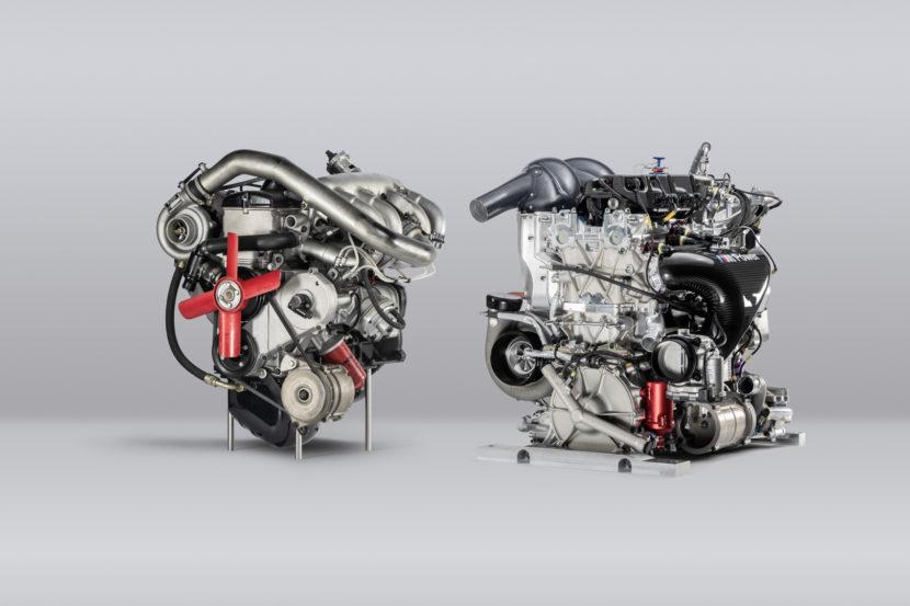 BMW Motorsport P48 Engine 5 of 23 830x553