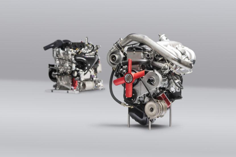 BMW Motorsport P48 Engine 7 of 23 830x553