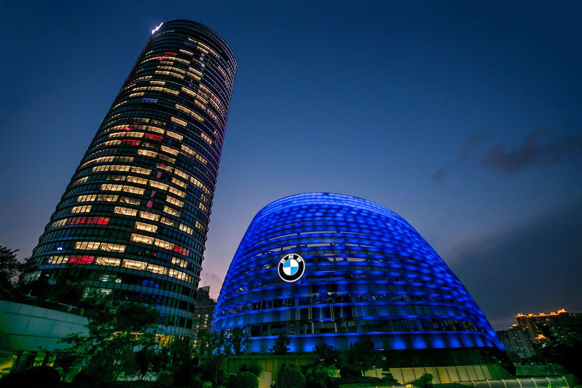 BMW Shanghai Office 01