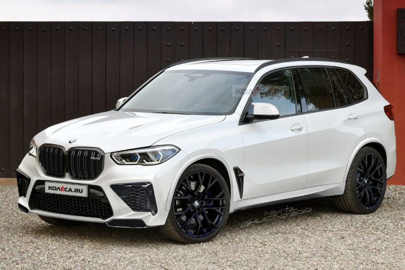 BMW X5M F95 rendering 1 830x553