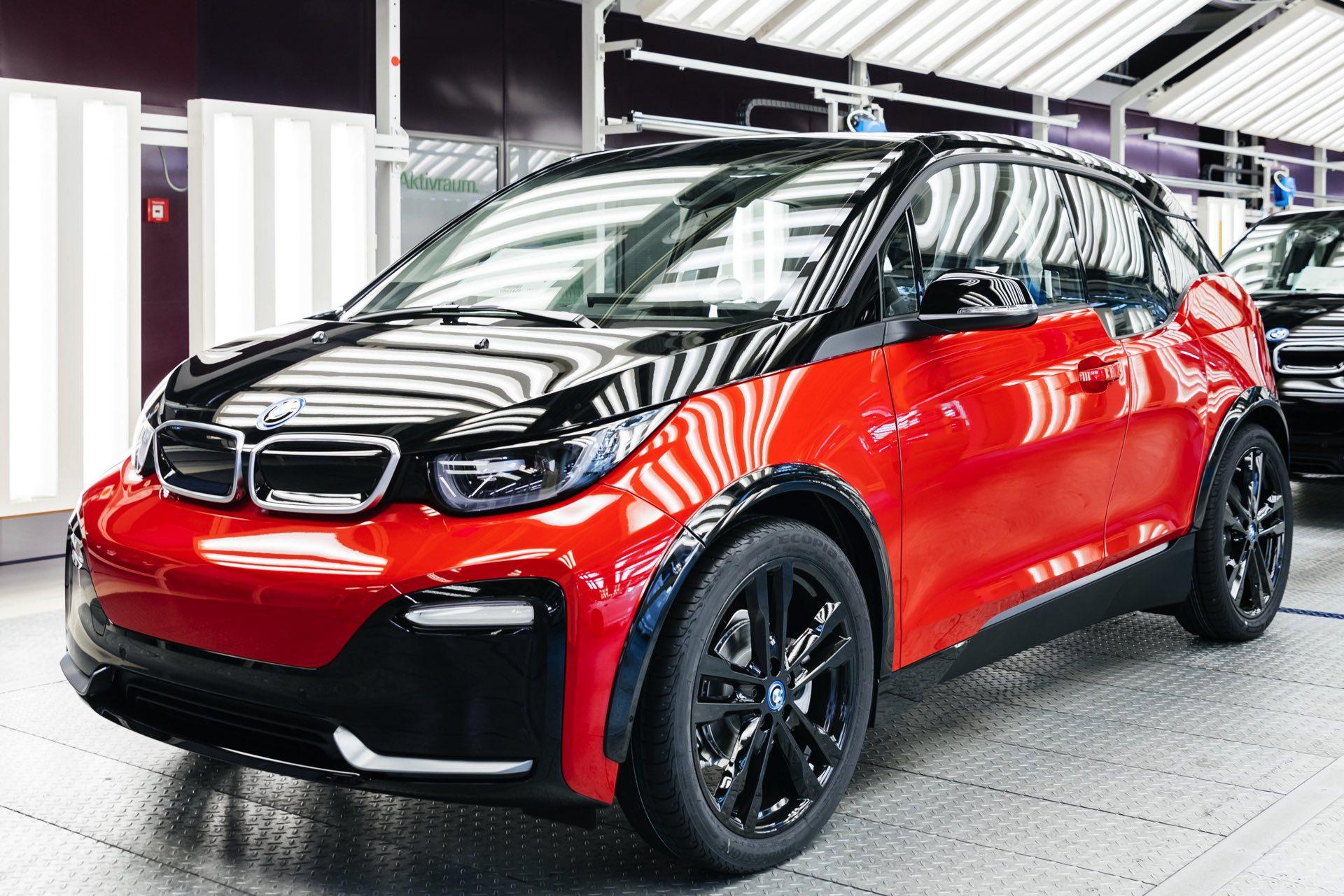 BMW i3 150000 Werk Leipzig 01