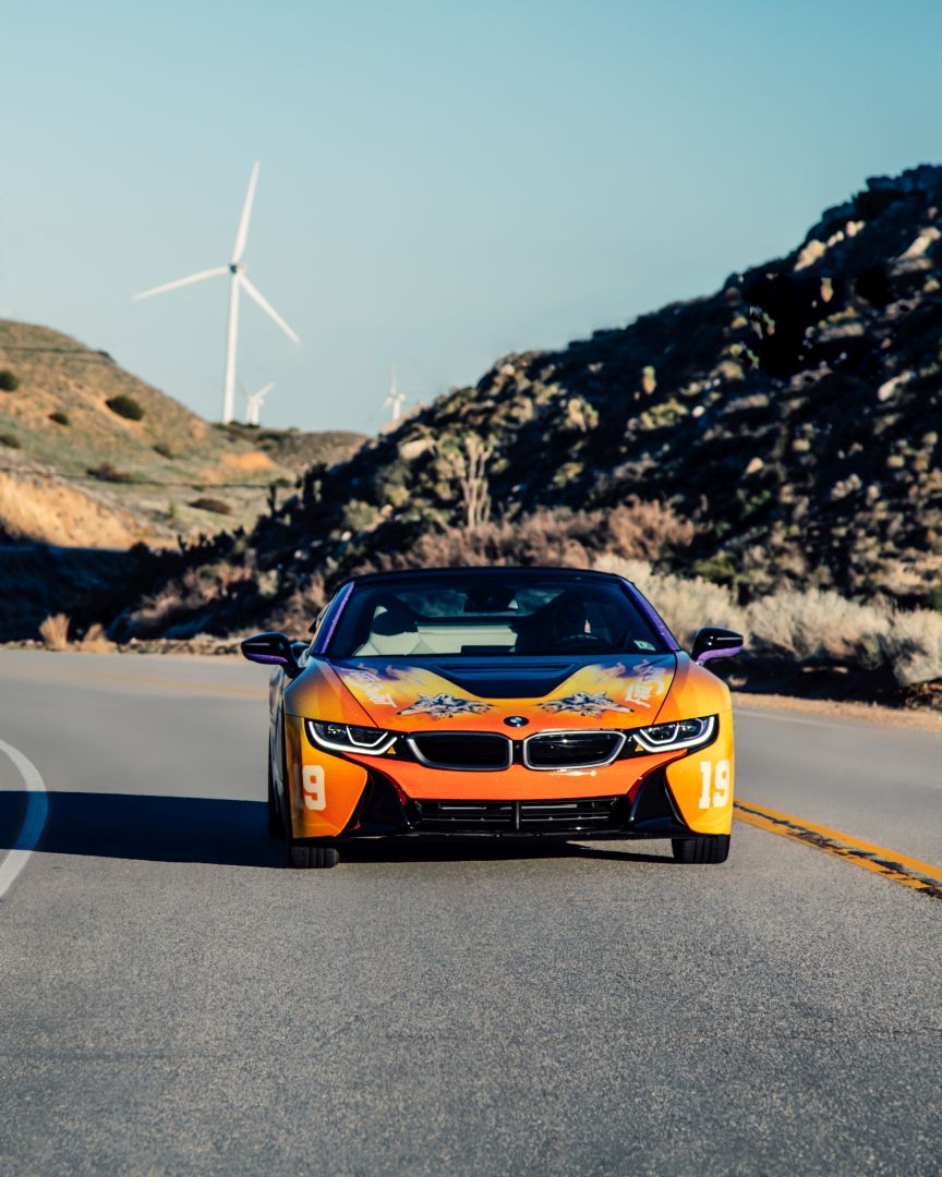Bmw I8 Roadster: Photo Gallery: The BMW I8 Roadster Designed By Khalid Revealed