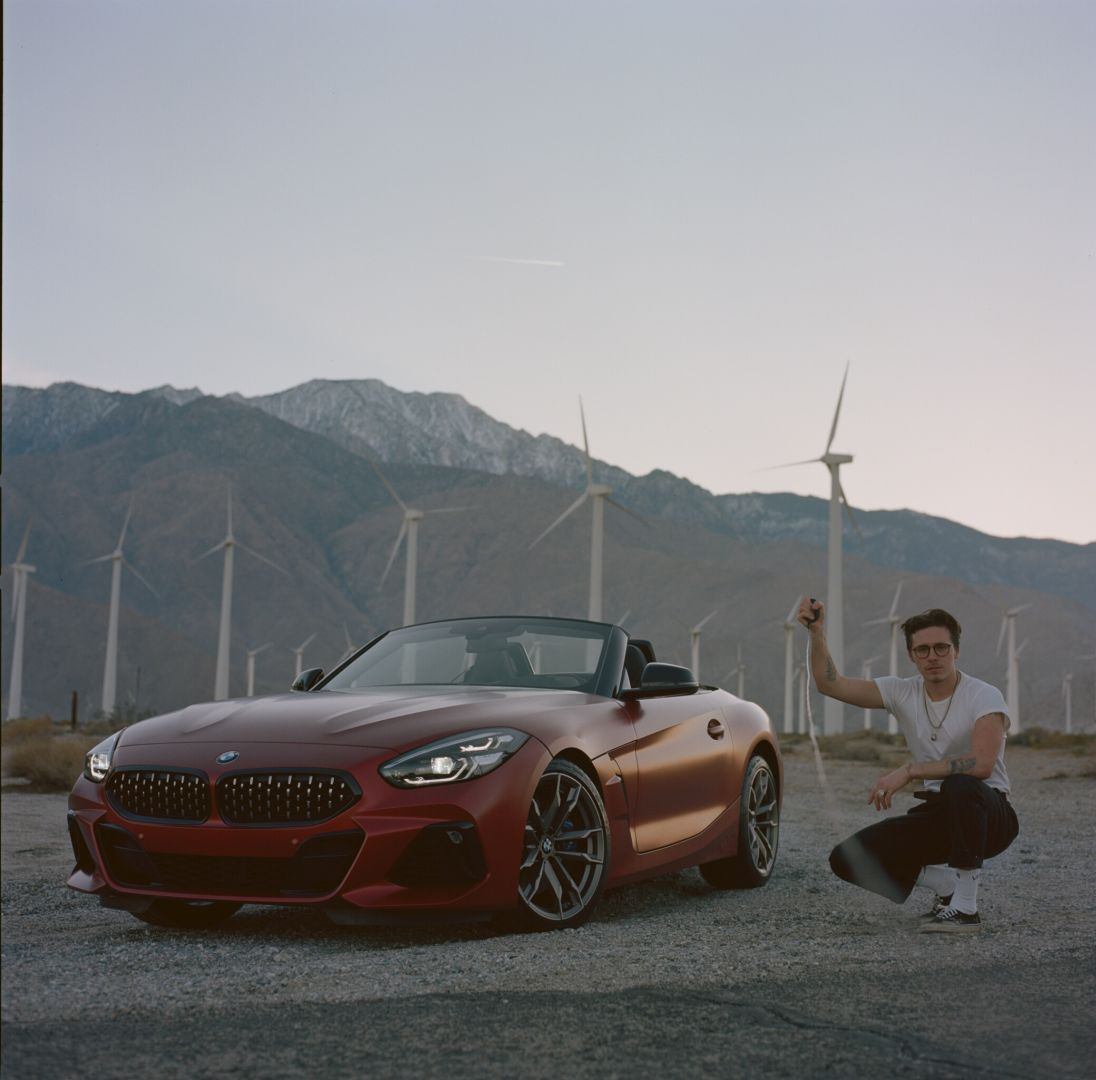 2019 Bmw Z4: Photo Gallery: The BMW Z4 Through Brooklyn Beckham's Lens