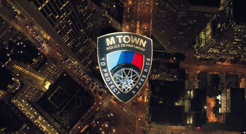 Video: New M Town Video Asks You to Join the Police Department