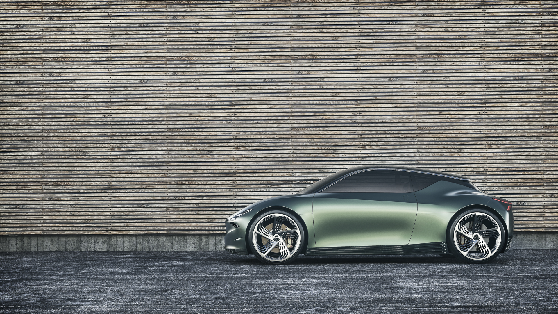 2019 NY Auto Show: Genesis Mint Concept is even funkier than the BMW i3