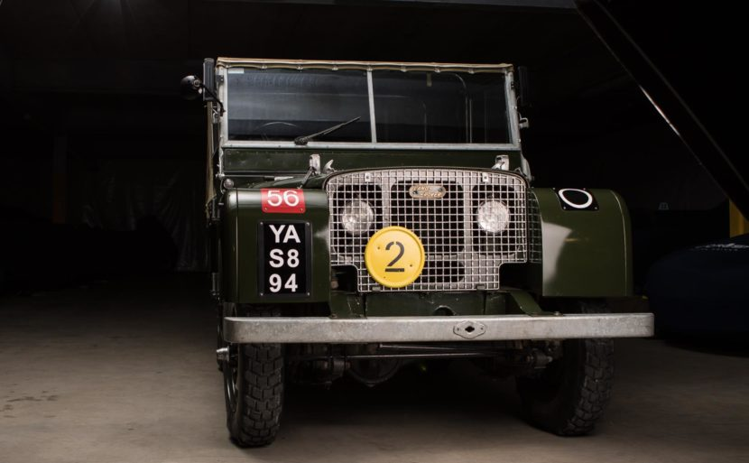 Land Rover Series I 830x513