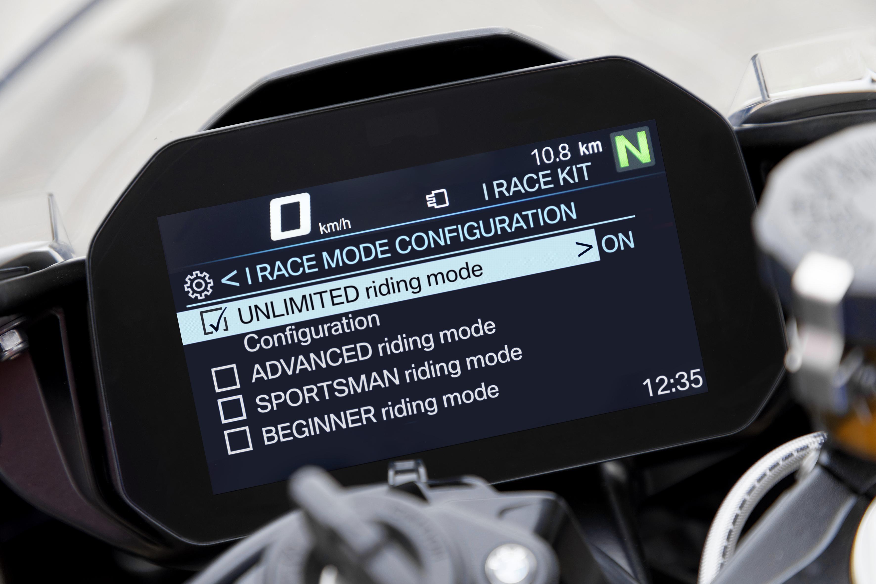 BMW Motorrad presents the autonomous iRace Kit for BMW S 1000 RR