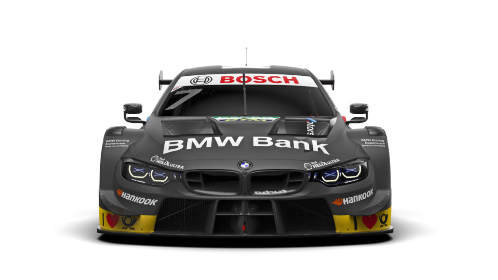Bmw Bank Livery For 2019 Dtm Championship Unveiled