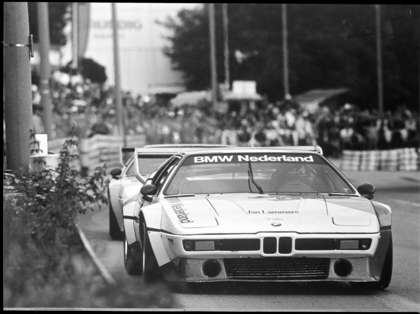 P90344469 highRes bmw m1 procar at nue 830x621