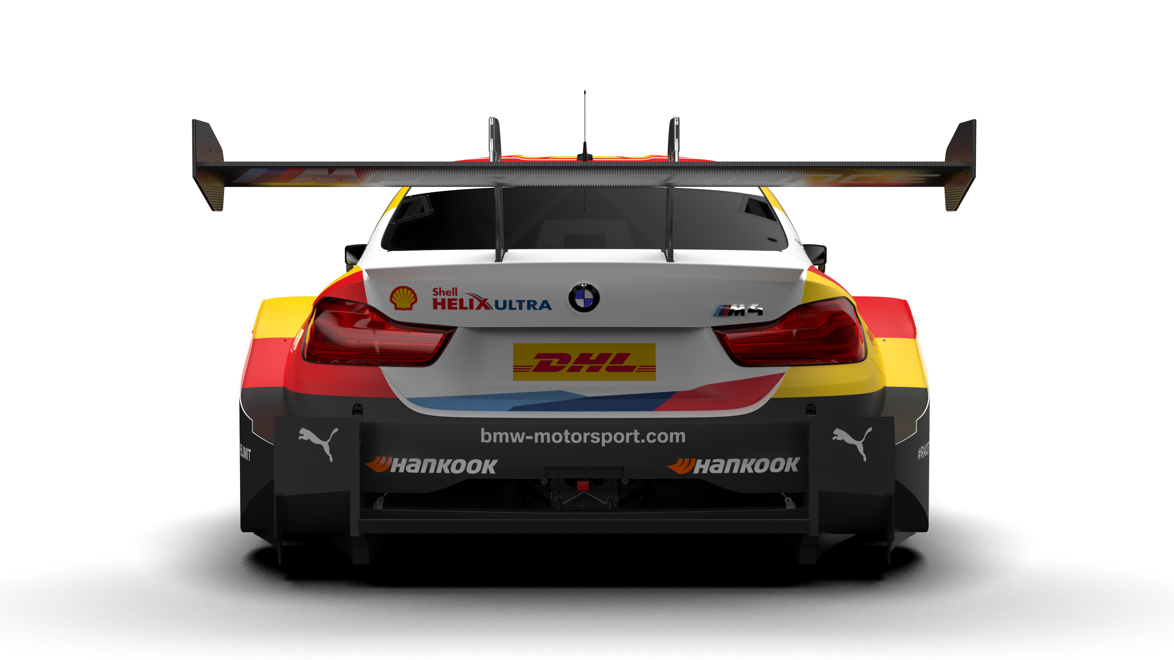 P90346412 highRes shell bmw m4 dtm