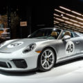 Porsche 911 Speedster New York Auto Show 1 of 6 120x120