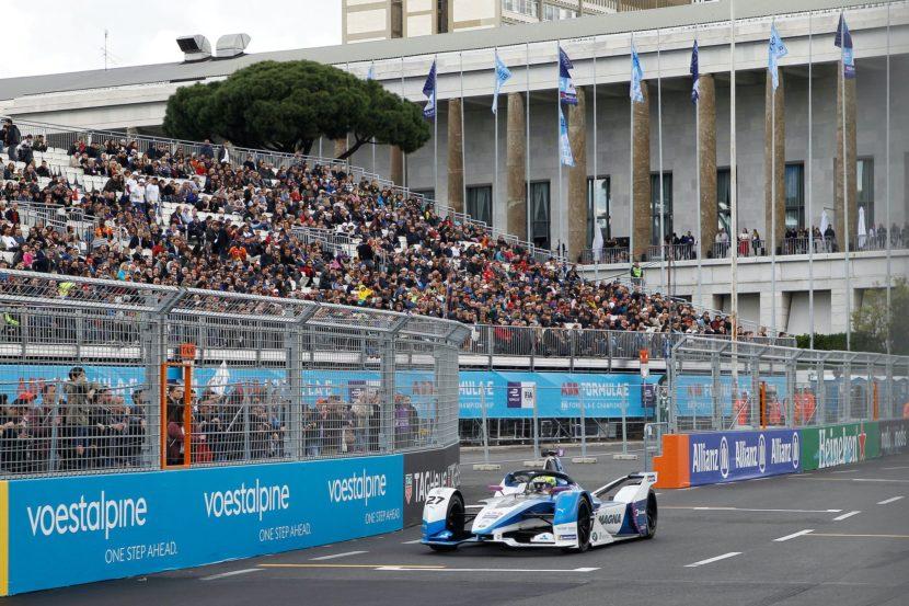 Rome ePrix 2019 Formula E BMW 07 830x553
