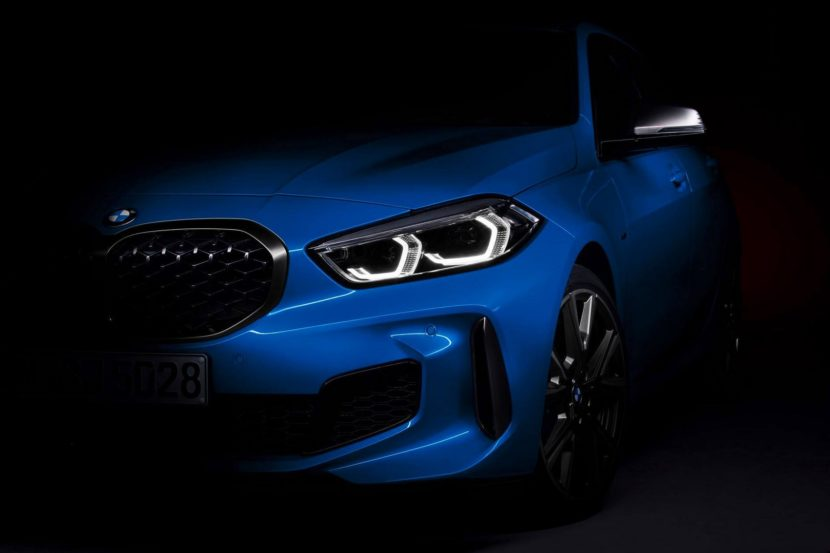 2019 BMW 1 Series image 1 830x553