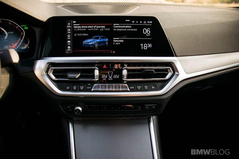 2019 BMW 330i test review 13 830x553